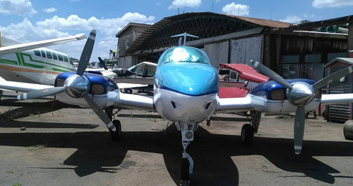 Ongoing intake for Multi Engine/Instrument Rating Course